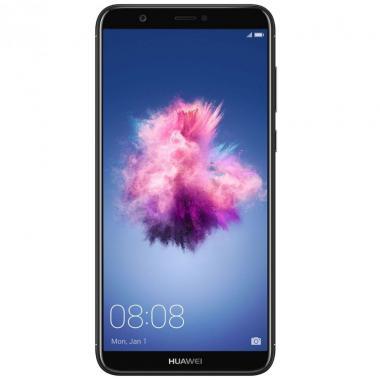 Celular Huawei P Smart Fig Lx3 Color Negro R8 (Telcel)