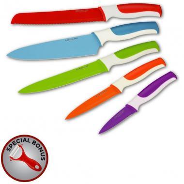 Set Cuchillos 6 Piezas Swl0206Crmix6 Swissland