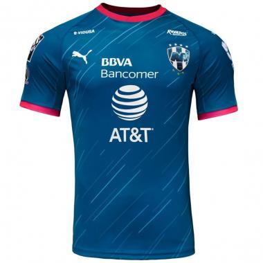 Jersey Monterrey Visitante 18 - 19 / Promo Puma - Caballero