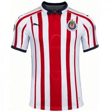 Jersey Chivas Local 18 - 19 / Promo Puma - Caballero