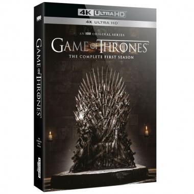 Blu Ray 4k  Game Of Thrones - Temporada 1