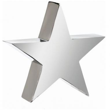 Estrella Plateada 28 cm Regency