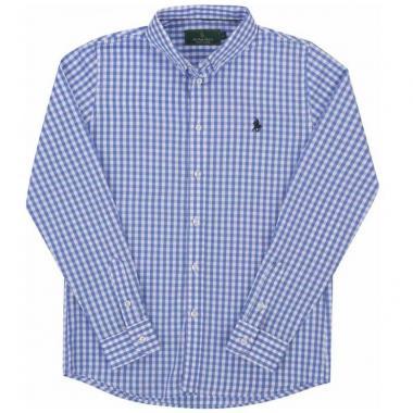 Camisa a Cuadros Royal Polo Club