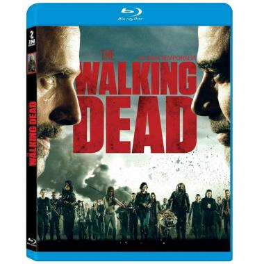 Blu Ray The Walking Dead - Temporada 8