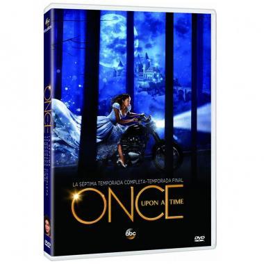 Dvd Once Upon A Time - Temporada 7