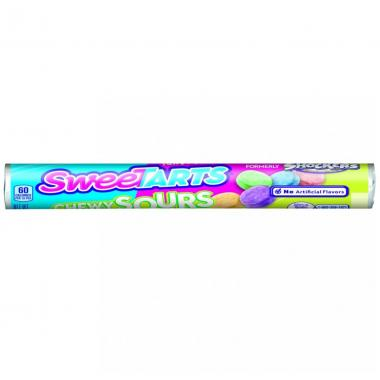 Sweetarts Chewy Sours Roll