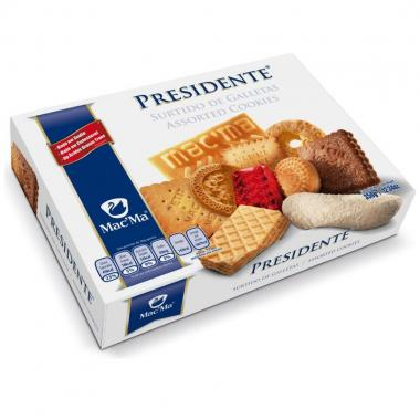 Galletas Presidente 350 Gr Macma