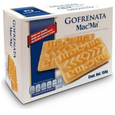 Galletas Waferettes 150Gr Macma