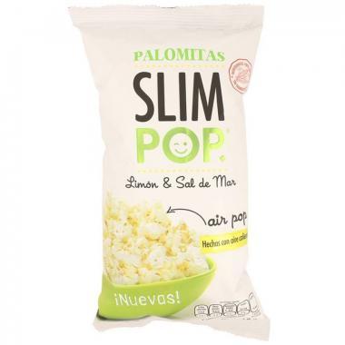 Palomitas Slim Pop Limón Y Sal