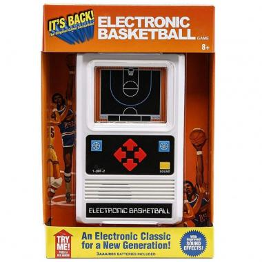 Electronic Basketball Game