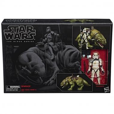 Star Wars Figuras De Acción Dewback & Sandtrooper Hasbro