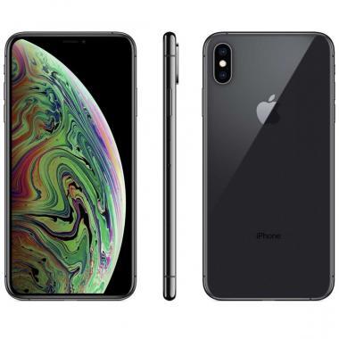 iPhone XS Max 64Gb Color Gris R9 (Telcel)