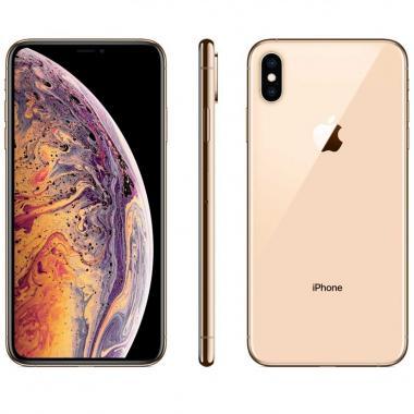 iPhone XS Max 64Gb Color Oro R9 (Telcel)