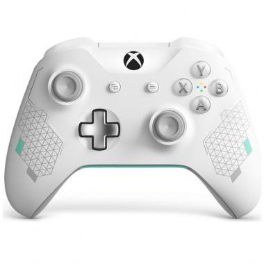 Xbox One Control Inalámbrico Sport White Special Edition