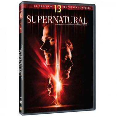Dvd Supernatural - Temporada 13