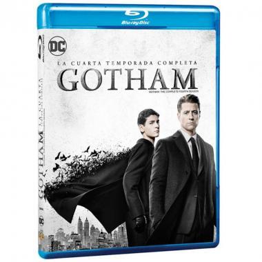 Blu Ray Gotham - Temporada 4