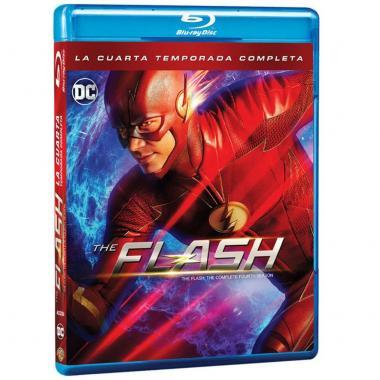Blu Ray The Flash - Temporada 4