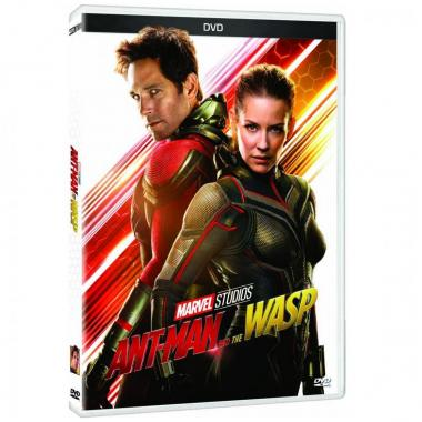 Dvd Ant-Man & The Wasp