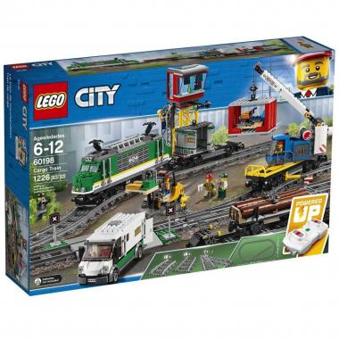 Cargo Train Lego