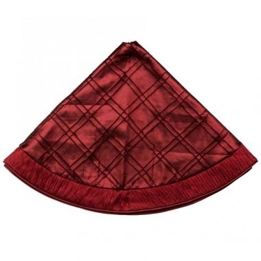 Pie De Árbol Rojo 132 Cm Cds Gtm