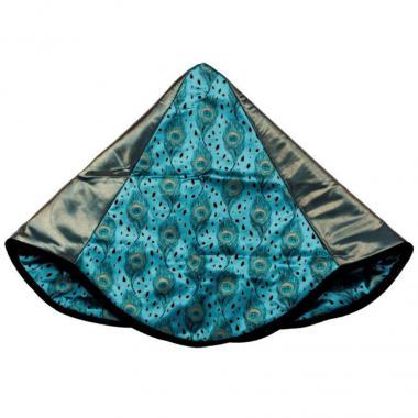 Pie De Árbol Pavorreal Azul 132 Cm Cds Gtm