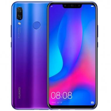Celular Huawei Nova 3 Color Morado R9 (Telcel)