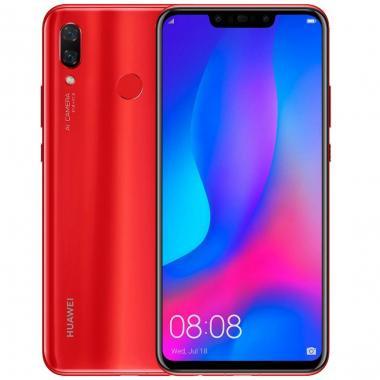 Celular Huawei Nova 3 Color Rojo R9 (Telcel)