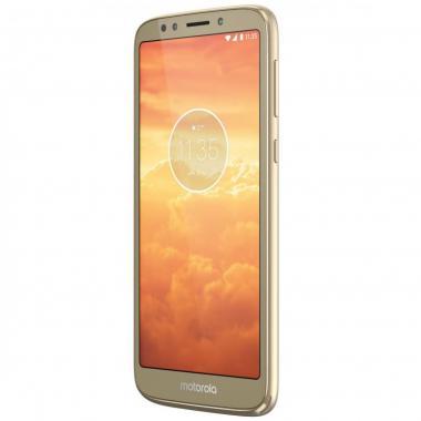 Celular Moto E5 Play XT1920-18 Color Dorado R9 (Telcel)