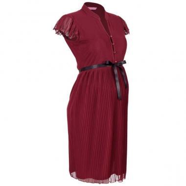Vestido De Mesh Tipo Kimono Materbody