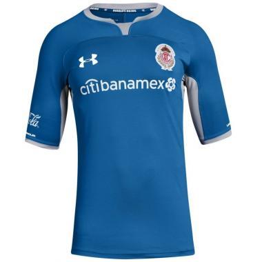 Jersey Toluca 18-19 Under Armour - Caballero