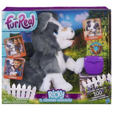 Furreal Ricky El Cachorro Habilidoso Hasbro