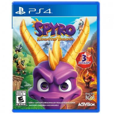 Preventa -  Ps4 Spyro Reignited