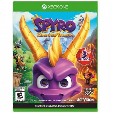 Preventa -  Xbox One Spyro Reignited