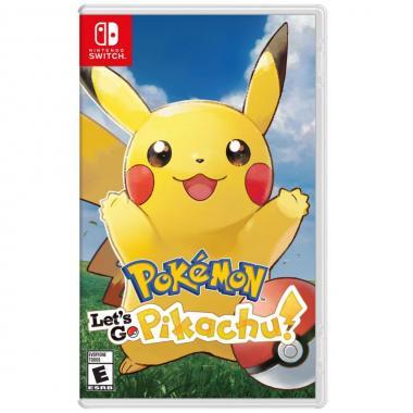 Preventa -  Nintendo Switch Pokemon Let's Go Pikachu