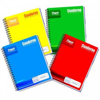 Cuaderno Profesional Cuadro Grande Padi