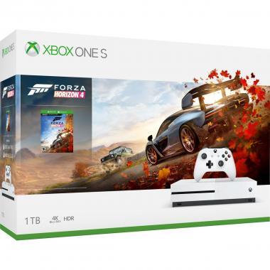 Consola Xbox One S 1Tb Forza Horizon 4
