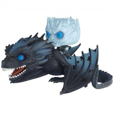 Night King On Dragon Funko