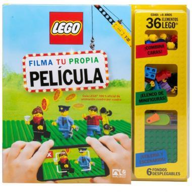 Lego Haz Tu Propia Película Novelty Ediciones