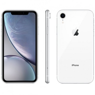 iPhone XR 128GB Color Blanco R9 (Telcel)
