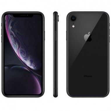 iPhone XR 256GB Color Negro R9 (Telcel)