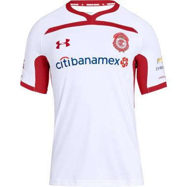 Jersey Toluca 18-19 / Réplica Under Armour - Caballero
