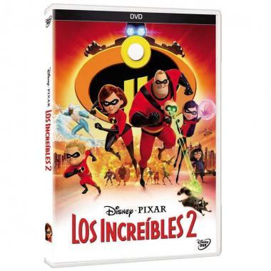 Dvd Los Increíbles 2