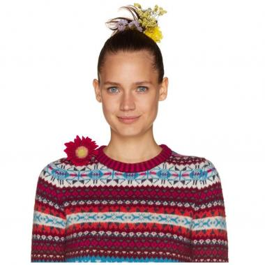 Suéter Estampado Benetton