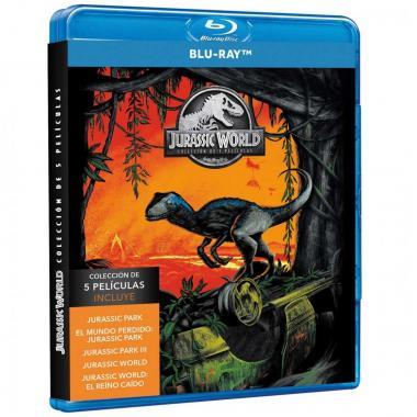 Dvd Jurassic World: Reino Caido Colección