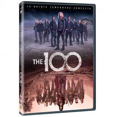 Dvd The 100: La Quinta Temporada Completa