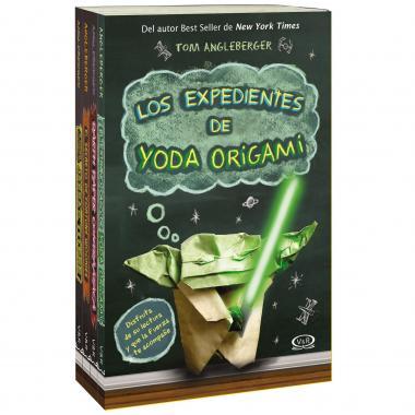 Los Expedientes De Yoda Origami Pack Vergara & Riba