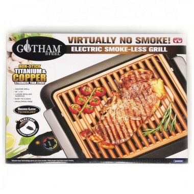 Gotham Smokeless Grill Mdr