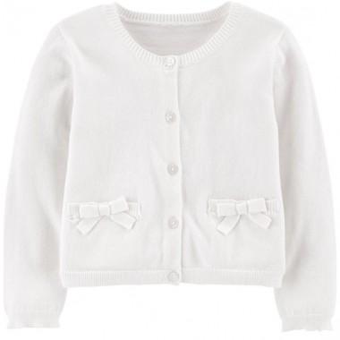 Suéter Color Blanco Carters