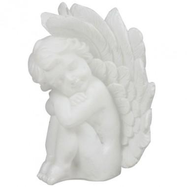 VELA ANGEL 12.6X10X15.5 CM NAVIDAD NORITEX