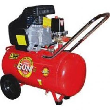 Kit Compresor Lubricado de 3.5 HP 977 y Tanque Goni